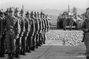 Ветераны Афганистана