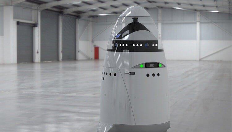 Нужны ли роботы-охранники?