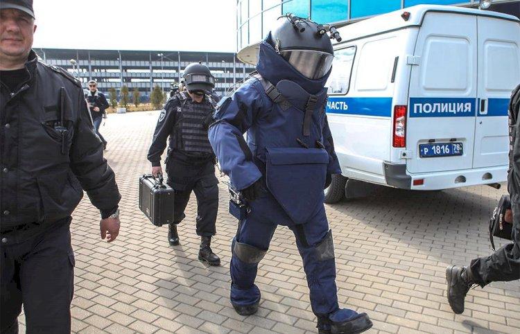 Охранник торгового центра привлечен к уголовной ответственности за заведомо ложное сообщение о готовящимся взрыве.