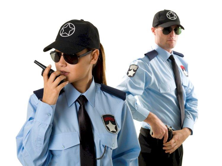 Работа охранных организаций за рубежом