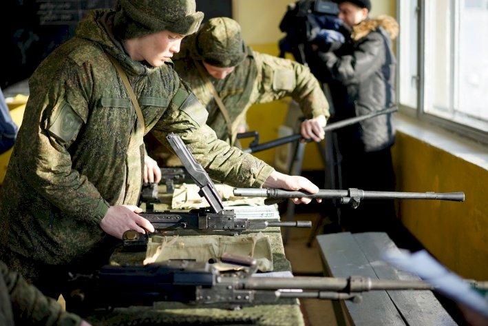 Кого не возьмут в российскую армию