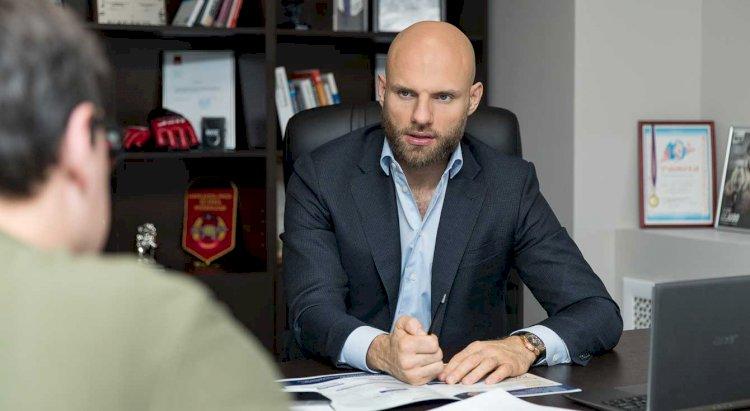 Анатолий Сульянов ЧОП Авангард Security